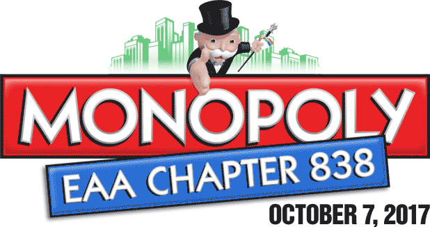 EAA 838 Monopoly Night
